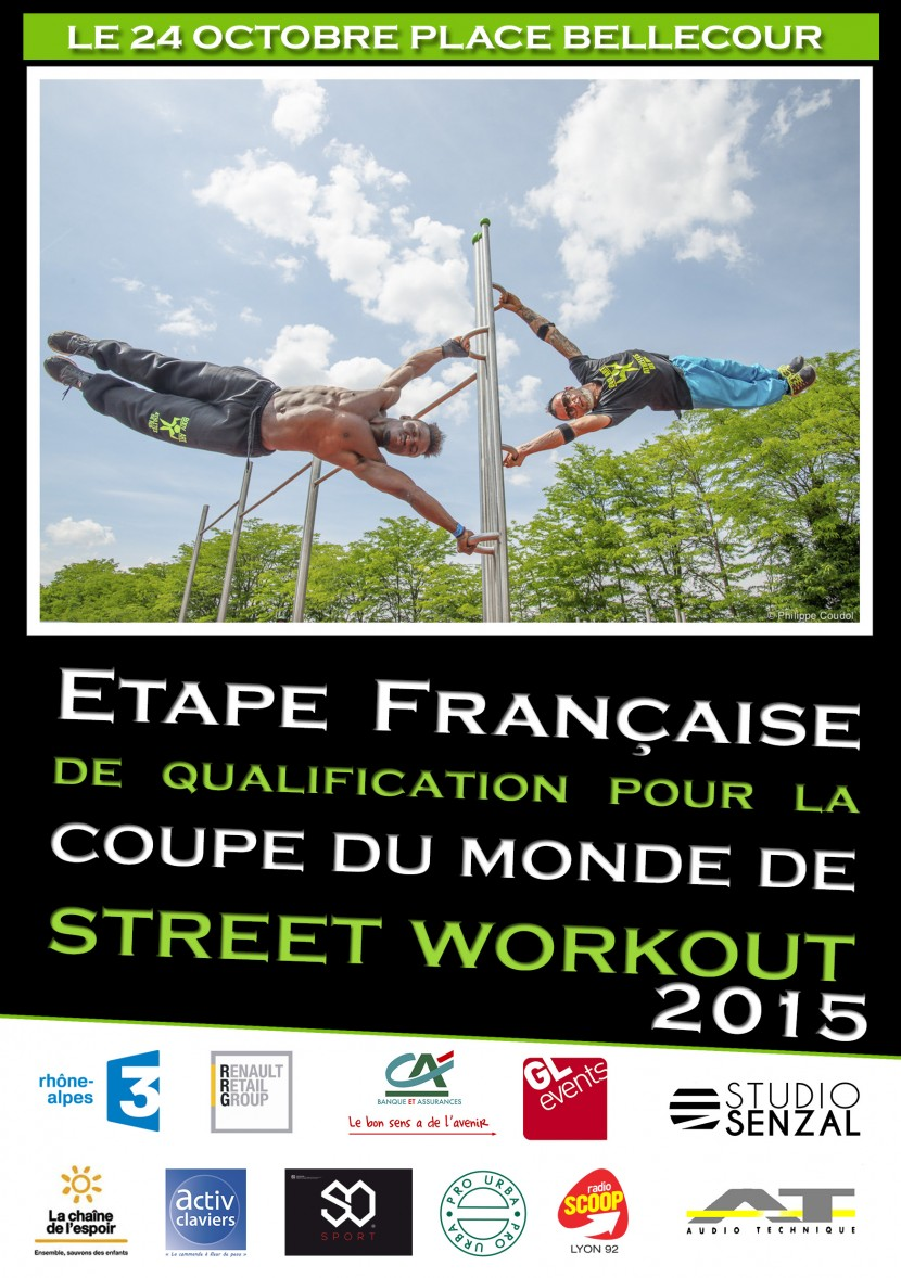 Qualification coupe du monde de streetworkout - Qualification portugal coupe du monde ...
